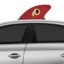 Washington Redskins Car Fin Burgundy