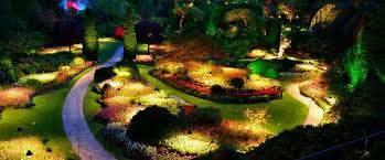 landscape lighting garden lights