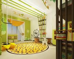 Nature Kids Jungle Room Design Homemydesign