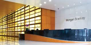 Statement From Morgan Stanley's Black Managing Directors