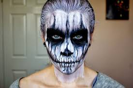 creepiest halloween makeup ideas