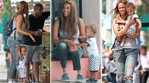 Tyra Banks & Erik Asla's Cute Son York ...