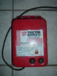 Tractor Supply Electric 10 Mile Fence Charger Works Great Model 57 A On Popscreen