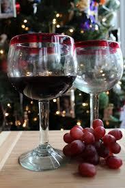 hand blown wine glasses novica blog