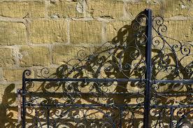 decorative wrought iron gates at 1stdibs