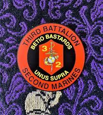 3 2 Third Battalion Second Marines Vinyl Decal Sticker Usmc Car Decal Usmc Infantry Decal Sticker In 2020 Vinyl Decal Stickers Vinyl Decals Car Decals