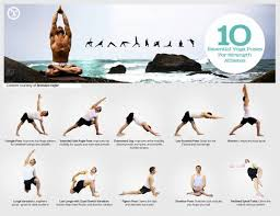 yoga postures for strength athletes