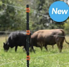 Gallagher 47 Insulated Line Posts Clips Flexible Electric Fence Gallagher Electric Fencing From Valley Farm Supply