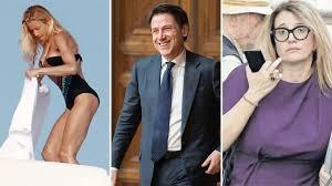 Giuseppe Conte moglie, fidanzata e figli: tutto il gossip sul ...