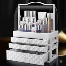 case cosmetic drawers makeup organizer