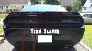 Tire Slayer Decal For Cars High Quality Oracal Vinyl Sticker Etsy