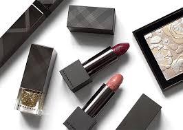 burberry runway makeup collection fall