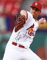 Tyler Lyons St. Louis Cardinals Signed Autographed Action 8x10 Photo W/coa  - Autographed MLB Photos at Amazon's Sports Collectibles Store
