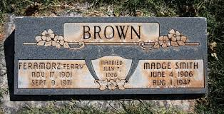 Madge Smith Brown (1906-1947) - Find A Grave Memorial