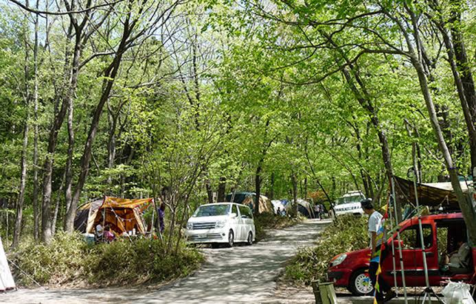 「赤城山オートキャンプ場」の画像検索結果