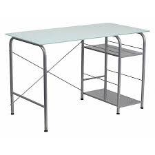 furniture nan wk 086 gg glass top desk