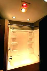 stunning heat light bulb bathroom lamp