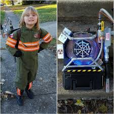 cosplay diy ghostbusters proton pack