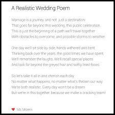 wedding toasts poems