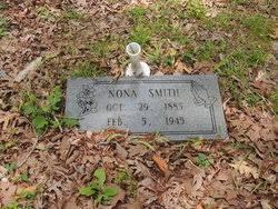 Nona Smith (1885-1945) - Find A Grave Memorial