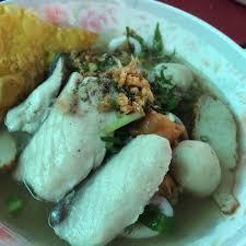 ร้าน เจ๊อ๋อยก๋วยเตี๋ยวปลาอินทรีย์ - รีวิวร้านอาหาร - Wongnai