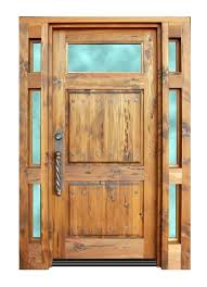 solid wood front doors with glass glass