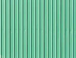 Premium Photo Green Galvanized Steel Plate As Fence Wall Seamless Abstract Background Green With Vertical Lines