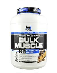 bulk muscle by bpi sports 2640 grams