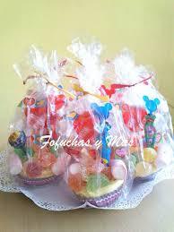 Detalles Comunion Cupcakes De Chuches Para Regalar A Los Ninos