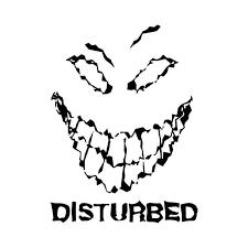 Disturbed Car Vinyl Decal Sticker Car Decals Vinyl Vinyl Decal Stickers Vinyl Decals
