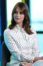 Felicity Jones At IMDb at 2019 TIFF ...