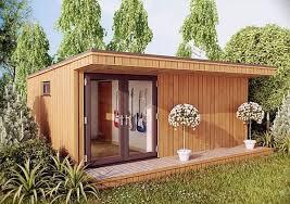 soundproof garden studio design ideas