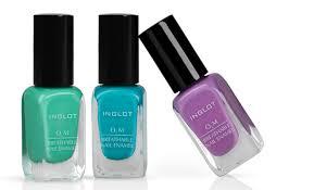 inglot o2m the halal nail polish