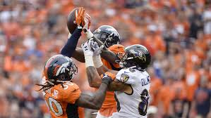Watch: Darian Stewart picks off Joe Flacco to seal Denver Broncos ...