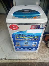 Máy giặt cũ toshiba 7kg cũ lồng đứng - 75630461