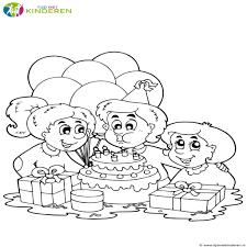 Kleurplaten Kleurplaat Opa Verjaardag