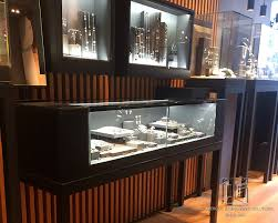design for used jewelry display cases