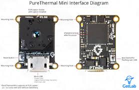 PureThermal Mini - FLIR Lepton Smart I/O Module by GetLab | GroupGets