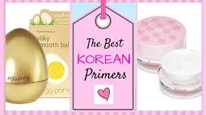best korean primers ing guide