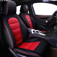 universal leather auto car seat cover
