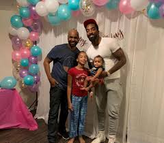 NBA Star J.R. Smith Opens Up About Meeting Daughter's Step Father ...