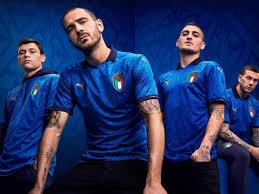 La nuova maglia della Nazionale italiana di calcio è ispirata al  Rinascimento