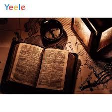 Yeele خلفيات خلفيات للتصوير الفوتوغرافي كتاب الصليب الرجعية غرفة