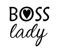 Boss Lady 3 Decal Vinyl Sticker For Cup Wine Glass Tumbler Heart Mom Ebay