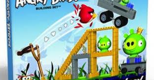 K'Nex Expands Angry Birds Line