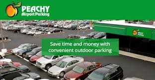 peachy airport parking offer