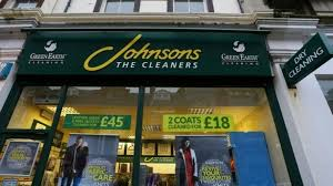 dry cleaners johnsons cleaners to close