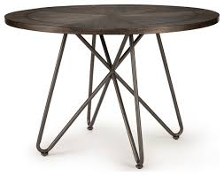 steve silver round dining table