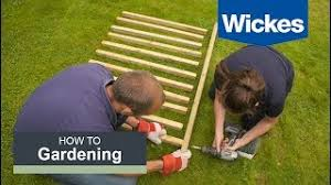 How To Assemble Deck Railings With Wickes Youtube