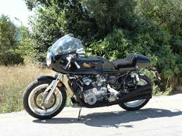 red benelli 750sei cafe racer